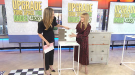 Learn easy ways to upgrade your home for under $100