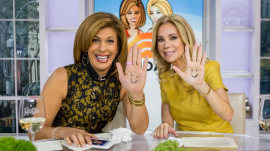 Adoptive mom Hoda Kotb celebrates World Adoption Day with Kathie Lee