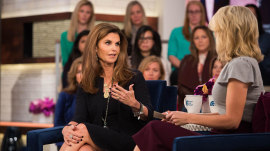 Maria Shriver explains what women need to know about Alzheimer's