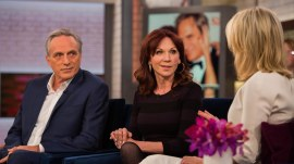 Marilu Henner opens up about her husband's lung cancer battle