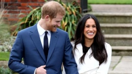 Prince Harry and Meghan Markle 'like lovesick puppies,' royal expert says
