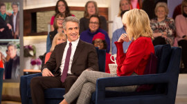 Dermot Mulroney tells Megyn Kelly about his new movie 'The Christmas Train'