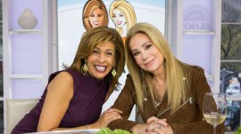 Hoda Kotb: I sweated so profusely during a job interview that…