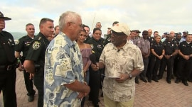 Lend a Hand TODAY: Al Roker helps give back to Florida first responders