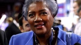 President Trump calls for DOJ to investigate Hillary Clinton after Donna Brazile claims