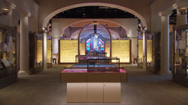 Look inside Museum of the Bible set to open in Washington