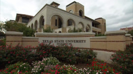 Texas State University suspends all Greek activities after student's death