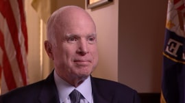 John McCain: 'I am the luckiest guy you'll ever talk to'