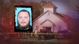 Texas church shooting: New details on shooter's troubled past emerge