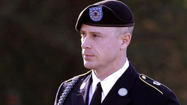 Bowe Bergdahl, who pleaded guilty to desertion, dishonorably discharged