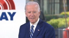 Former Vice President Joe Biden talks gun control, family loss and President Trump