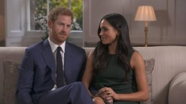 Prince Harry and Meghan Markle speak out about their engagement