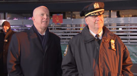 NYPD increases security for Thanksgiving Day parade