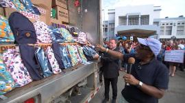 Lend a Hand TODAY: Al Roker helps deliver school supplies in Puerto Rico