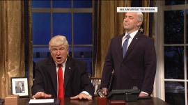 Alec Baldwin: 'I think I'd be a good president'
