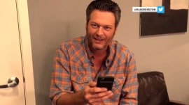 Blake Shelton reads mean tweets about 'Sexiest Man Alive' pick