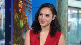 Gal Gadot talks about 'Justice League' and sexual harassment in Hollywood