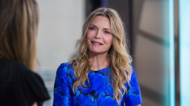 Michelle Pfeiffer: 'I was intimidated' by 'Murder on the Orient Express'
