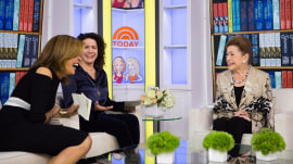 Mary Higgins Clark talks about her new thriller 'Every Breath You Take'