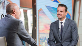 Jason Segel talks about 'Otherworld,' his best-selling novel for young adults