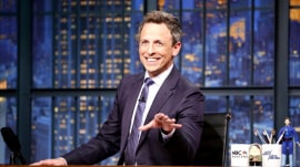 Seth Meyers to host the 2018 Golden Globe Awards