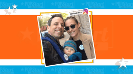 Seth Meyers and wife Alexi expecting second baby boy