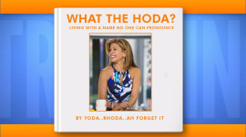 Hoda Kotb: The story of my life would be titled 'What the Hoda?!'