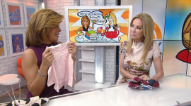 Kathie Lee Gifford and Hoda Kotb share their Favorite Things