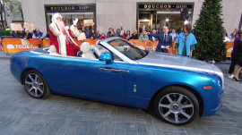 Rolls-Royce Dawn and other gifts from Neiman Marcus Christmas book