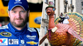What's next: Dale Earnhardt Jr.'s last race, Macy's Thanksgiving Day Parade