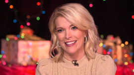 Here Megyn Kelly comes a-caroling: 'You may want to cover your ears'