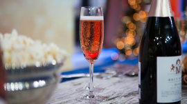 Best wines and Champagnes to make your New Year's Eve pop