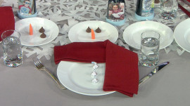 Clever Christmas centerpieces for your holiday table