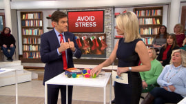 Don't have a heart attack for the holidays: Dr. Oz offers health tips