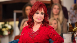 Naomi Judd reveals her struggle with depression: 'I couldn't get out'