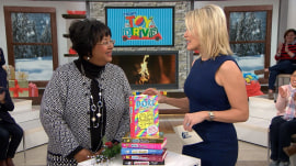 'Dork Diaries' author reveals Simon and Schuster donation to Toy Drive