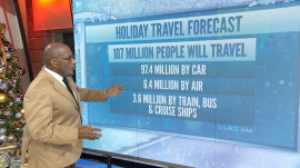 Christmas weekend travel warning: Winter storm set to hit Midwest