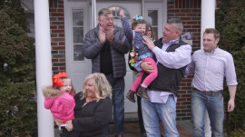 It's 'George to the Rescue' of family whose 4-year-old has health issues