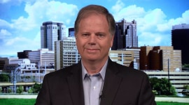 Doug Jones to Roy Moore: 'It's time to move on' and concede defeat
