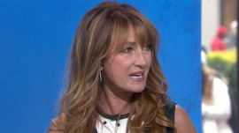 Jane Seymour on her new book, 'The Road Ahead'
