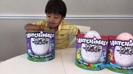 Meet the 6-year-old boy who made $11 million reviewing toys on YouTube