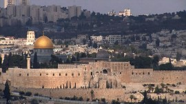 Christmas in Jerusalem: Walking in the footsteps of Jesus