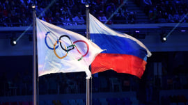 Russia banned from 2018 Olympic Games