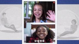 Facebook unveils new messenger app for kids