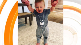 Savannah Guthrie shares adorable photo of son Charley on his first birthday