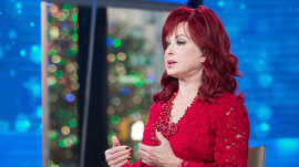 Naomi Judd opens up about her struggle with depression