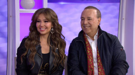 Tommy Mottola and Thalia team up for '15: A Quinceanera Story'