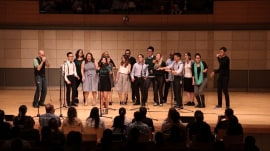 A cappella singing is taking Silicon Valley by storm