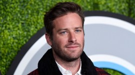 Armie Hammer: Golden Globe nod for 'Call Me By Your Name' is 'awesome'