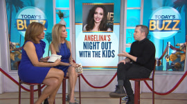 Angelina Jolie brings her kids to UN gala: TODAY's Buzz
